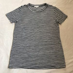 Forever21 Striped T-Shirt Dress